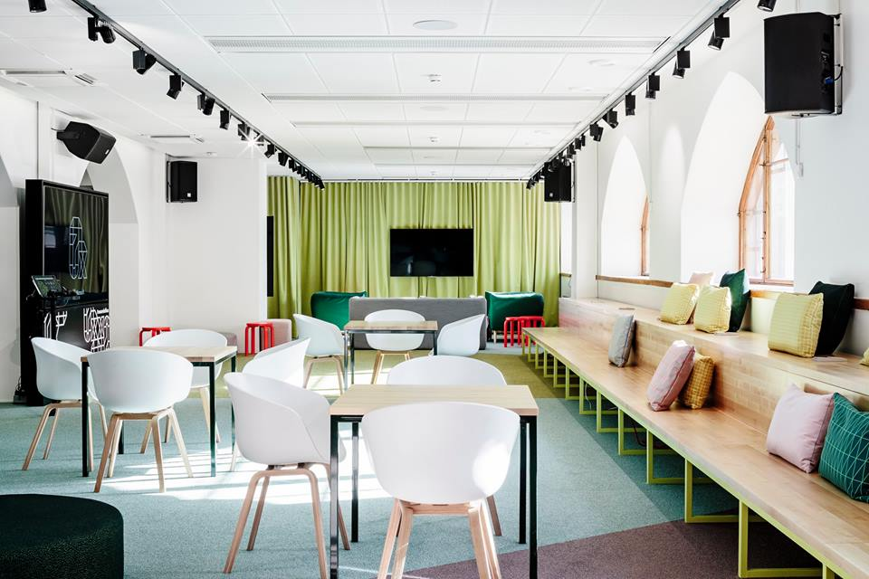 Helsinki Design Week Mow Uma And Flux New Coworking
