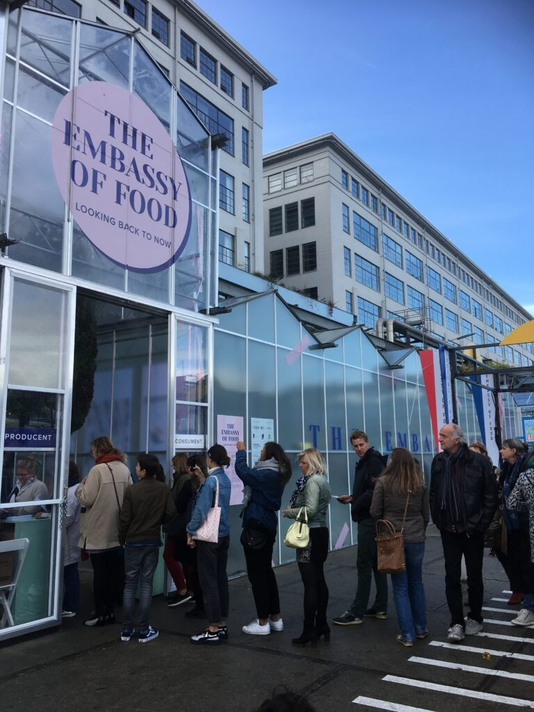 Embassy of Food