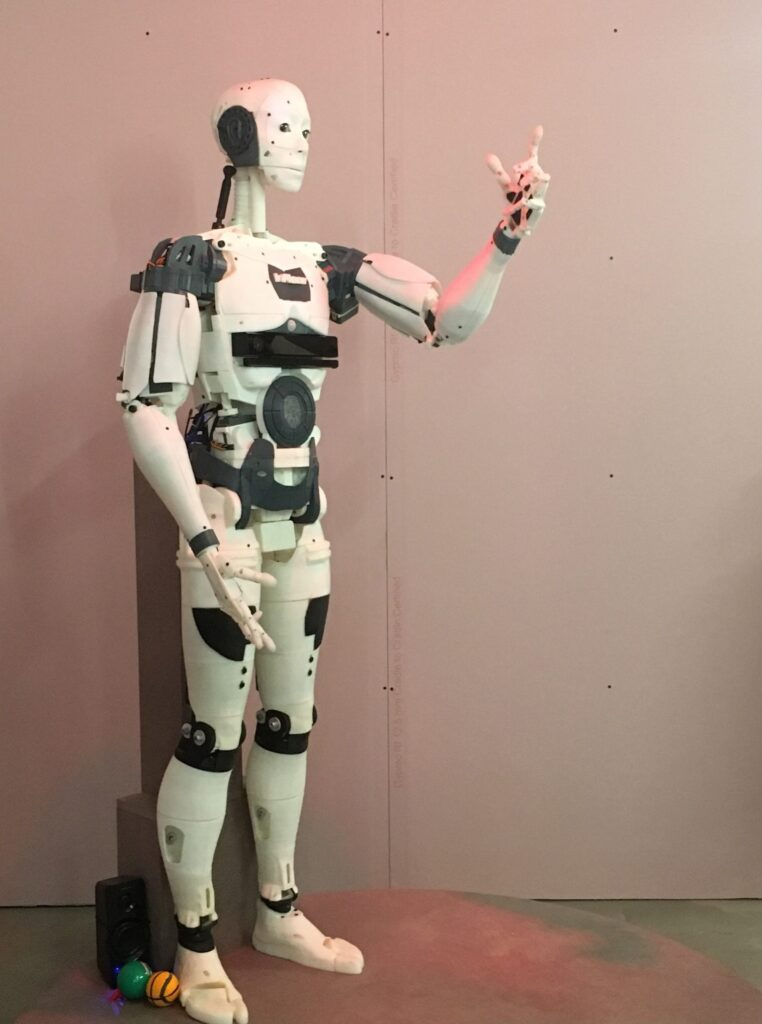 InMoov-robotti