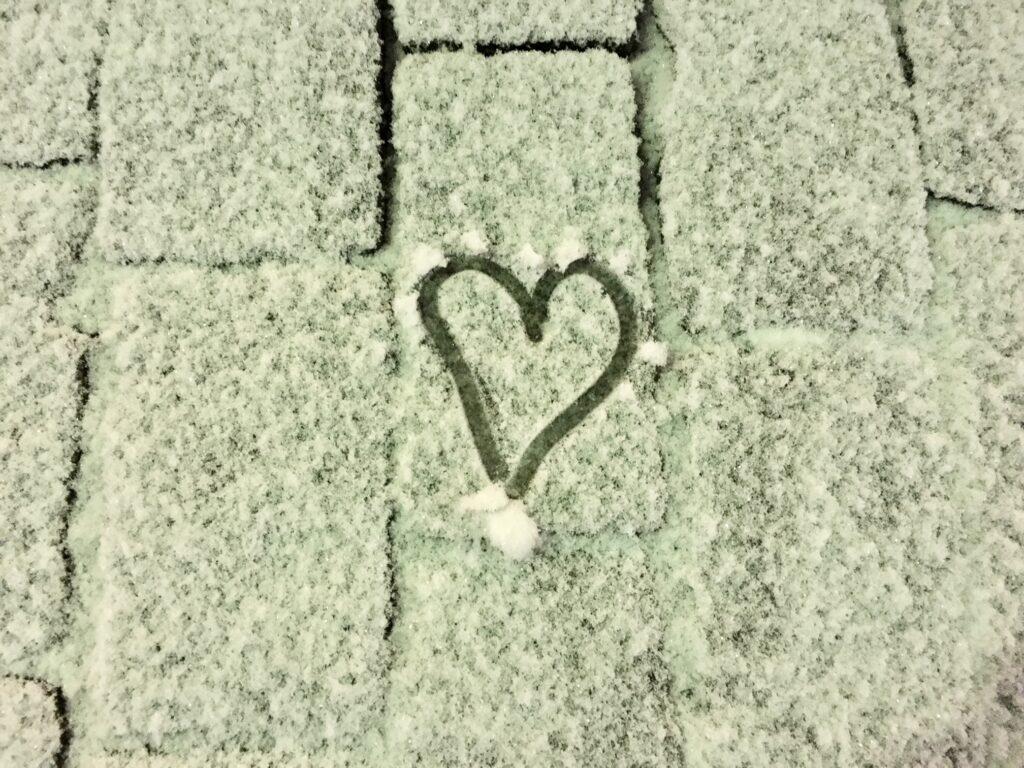 Sydän lumessa
