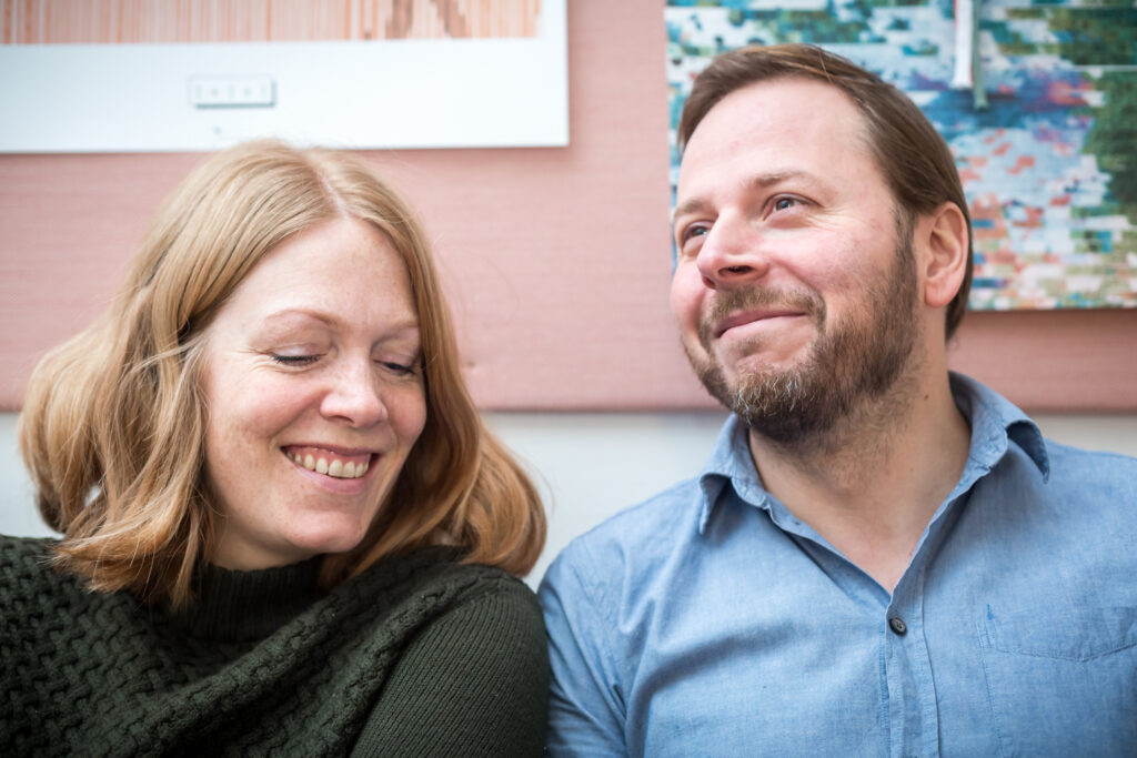 Elina ja Klaus Aalto