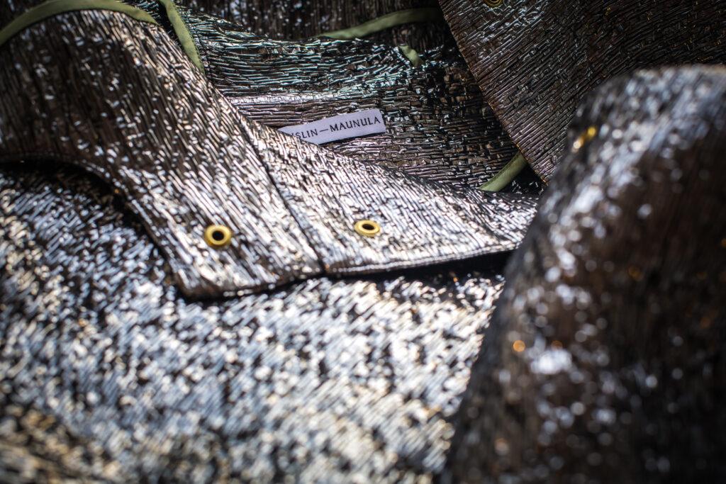 Juslin-Maunulan vaate lähikuvassa
