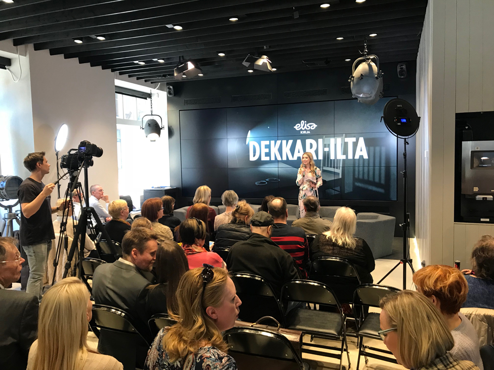 Elisa Shop Helsinki