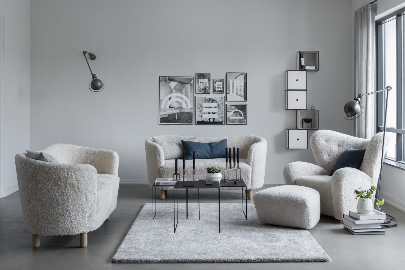 Do you constantly make new interior design finds do you like to decorate your home and your office space according to different seasons or eras of art