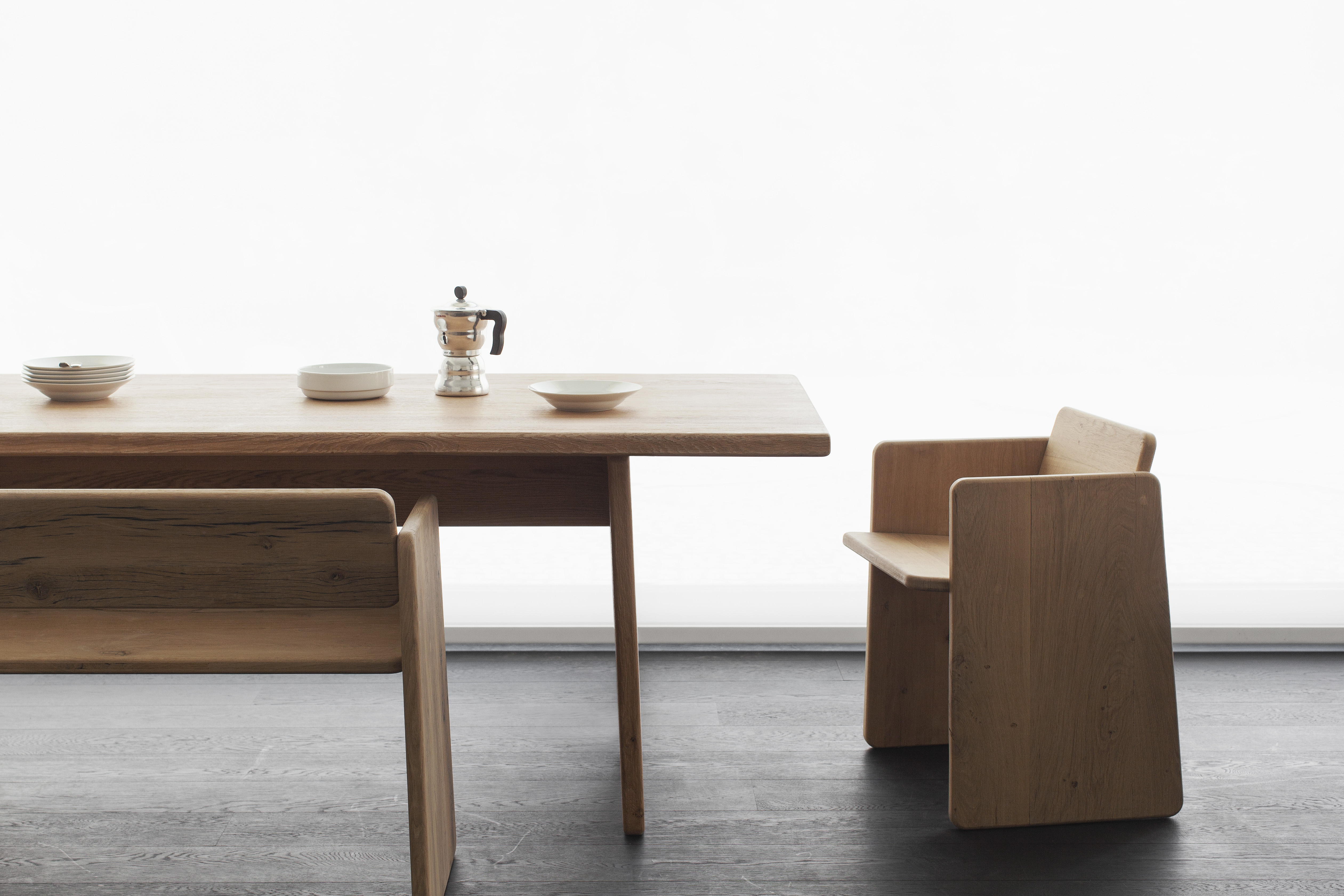 Julien Renault: Board Table for A&B Home