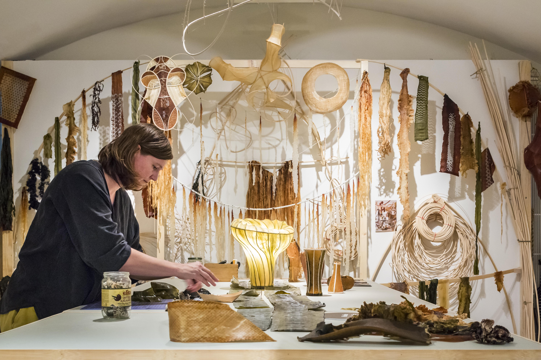 Julia Lohmann, rofessor of Practice in Contemporary Design at Aalto University