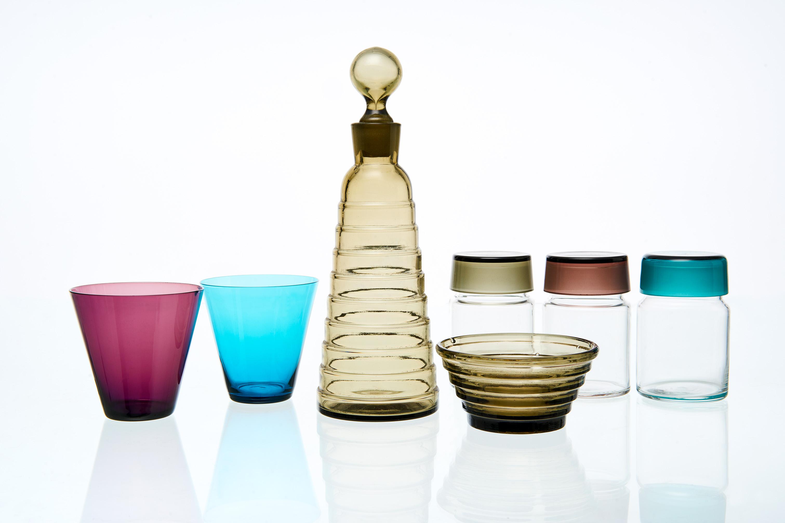 Kaj Franck glassware