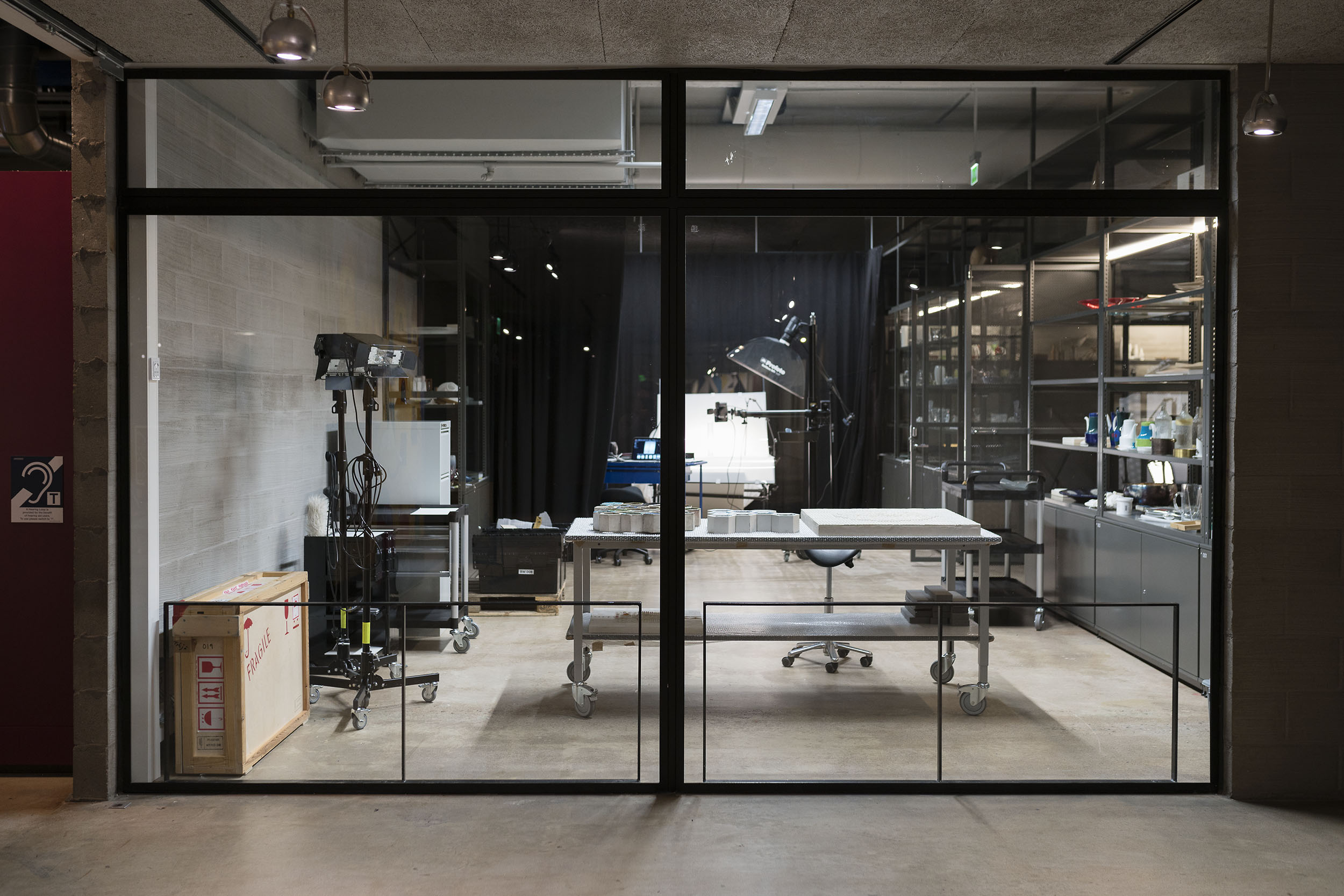 Bryk & Wirkkala: Visible Storage exhibition at EMMA