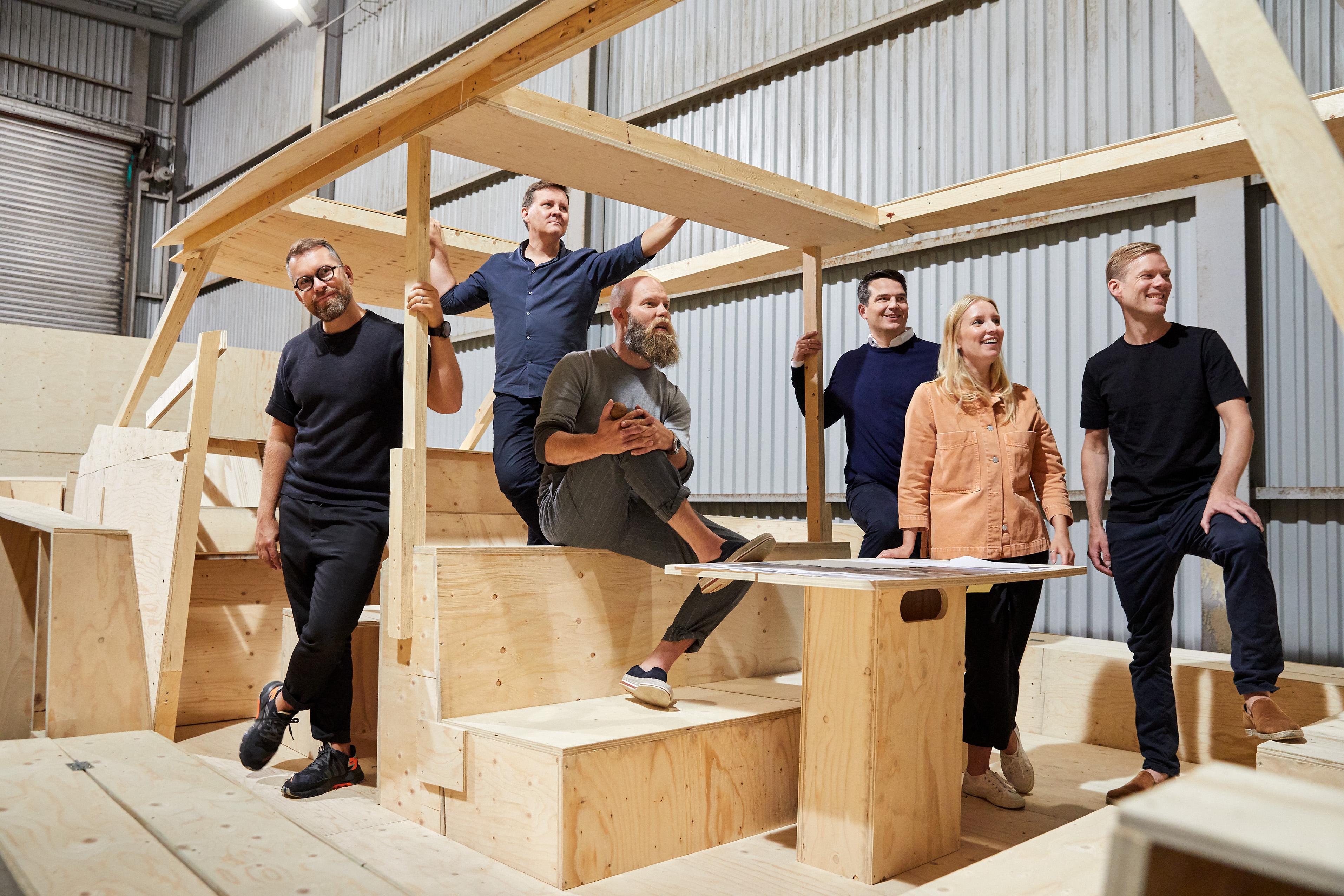Suunnittelutoimisto Aivan, Kay Franck -palkinto