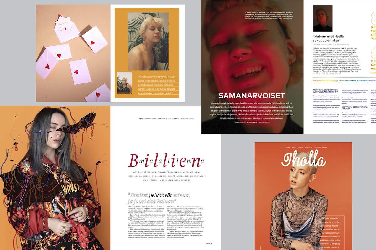Helsinki Design Weekly - Interview with Artistic Director of Demi, Eeva Värtö