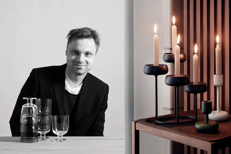 Matti Klenell x Iittala -juhlanäyttely