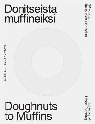 Donitseista muffineiksi -kirjan kansi