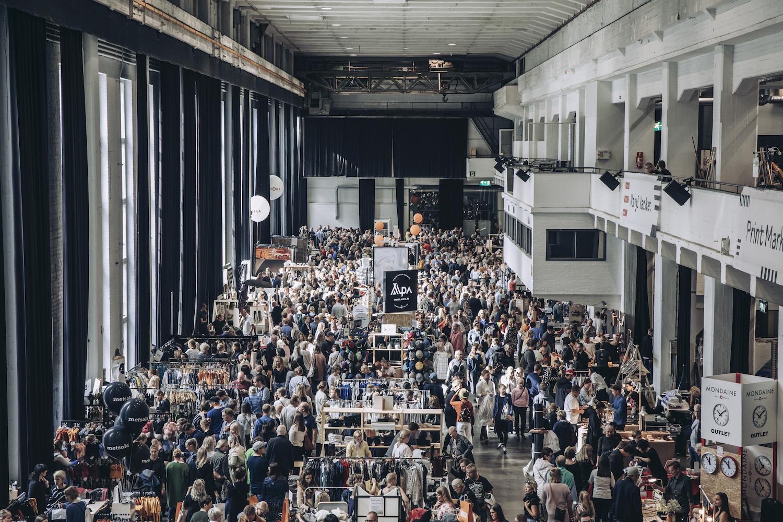 Helsinki Design Week 2019 Design Market