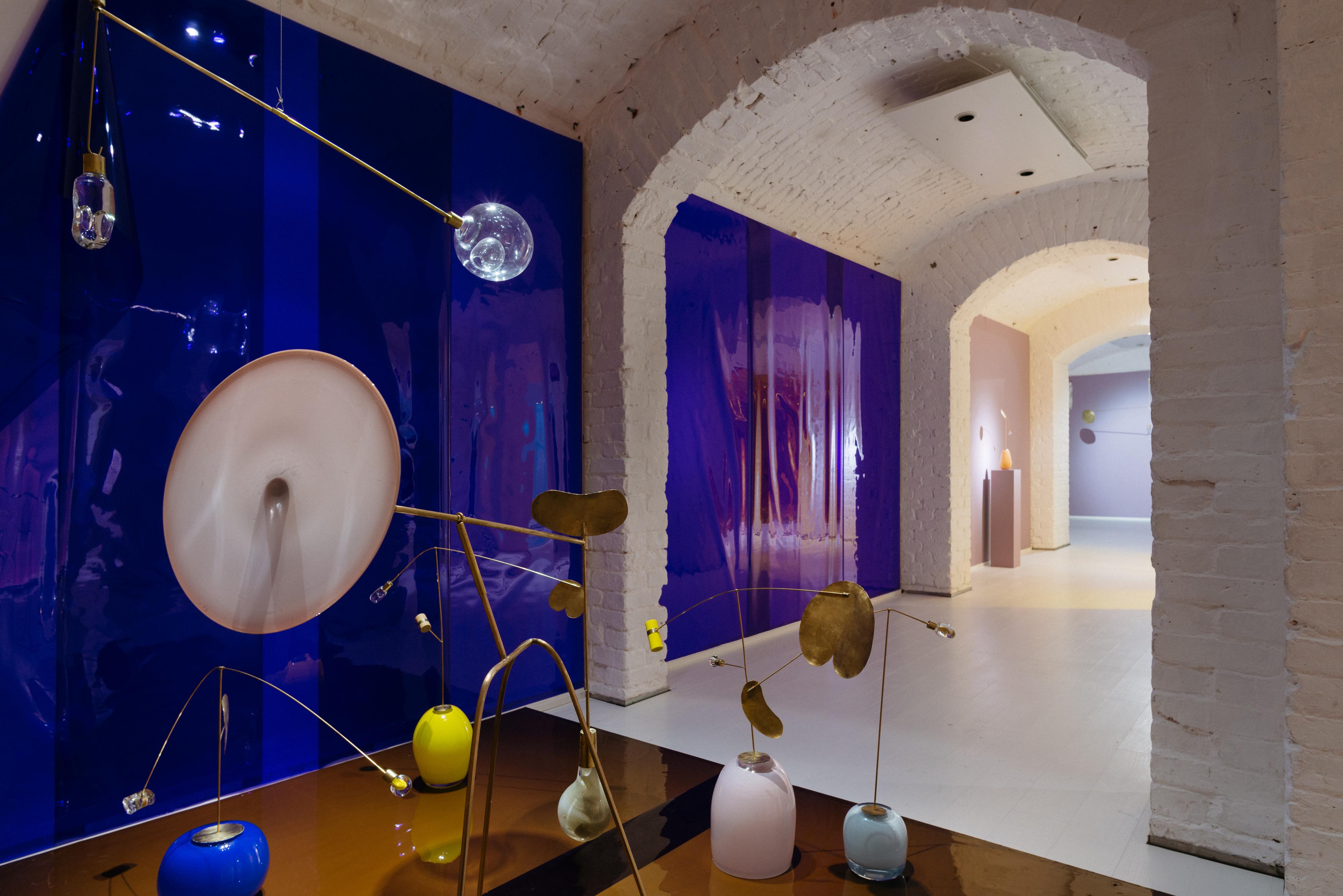 Milla Vaahteran Dialogi -näyttely Designmuseossa