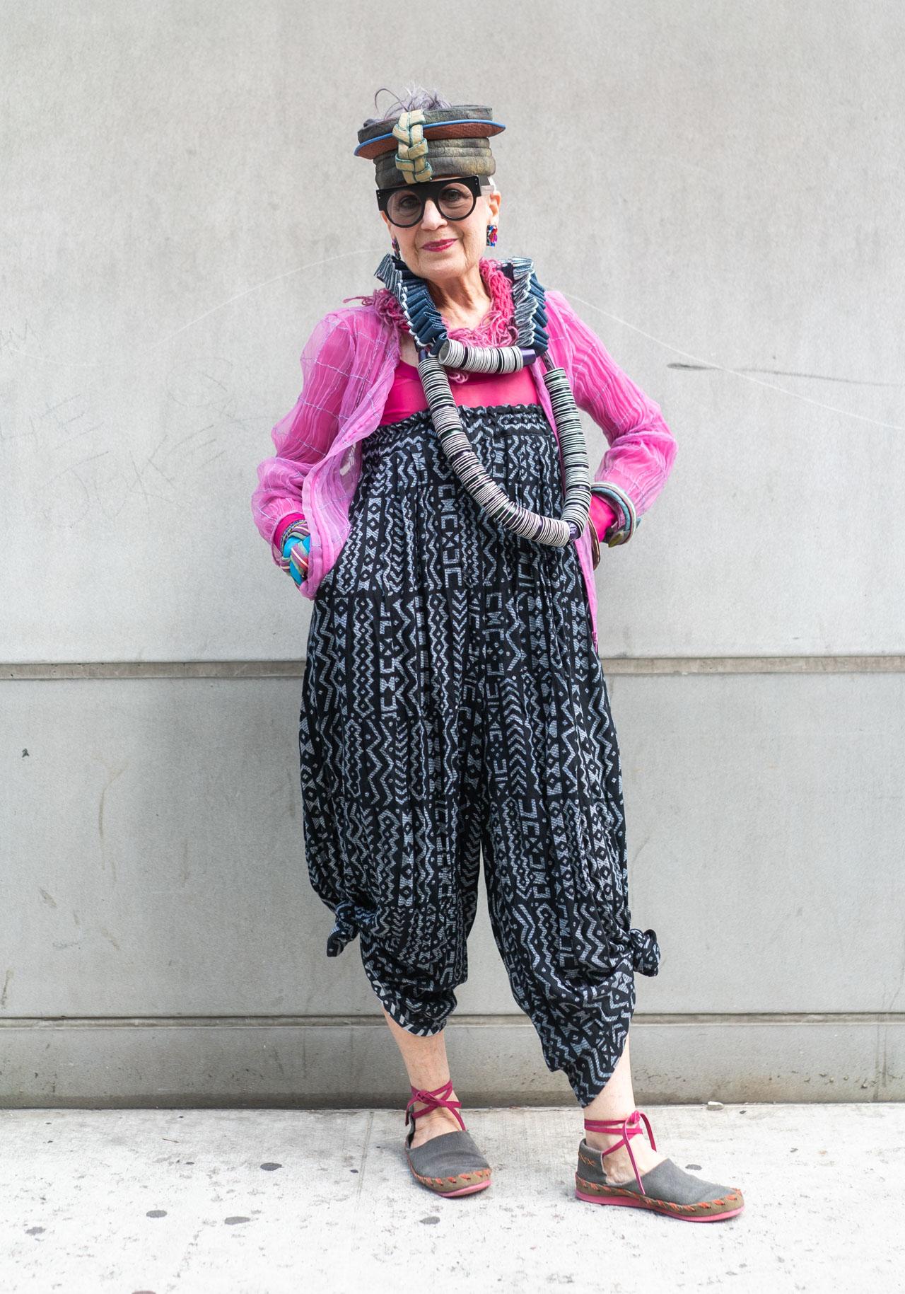 NYC Looks - Liisa Jokinen
