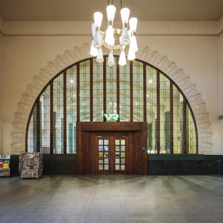 Helsinki Central Station Kulttuurihalli_Tuomas Uusheimo